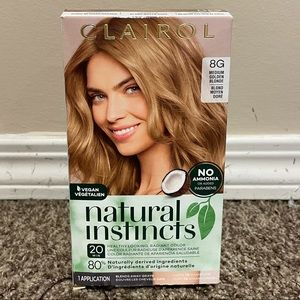 3 for $15 🎈Natural Instincts Hair Dye